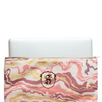 Studioflamingo กระเป๋าโน๊ตบุ๊ค Shelter Laptop Bag (สีน้ำตาลแดง)
