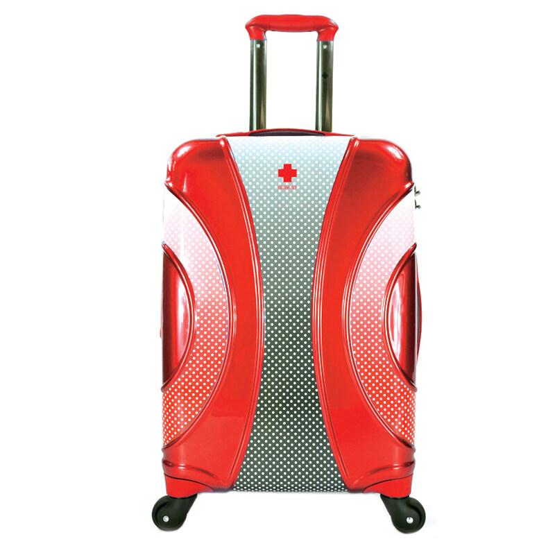 SWISH NAVY กระเป๋าเดินทาง 28 รุ่น CABANA (สีแดง) ...