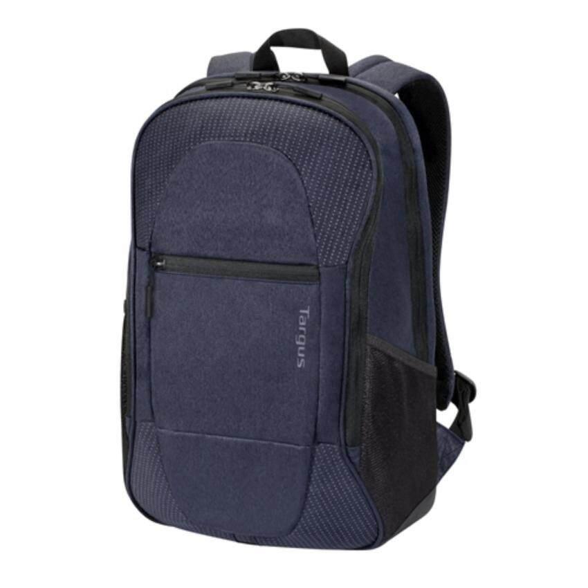 "Targus กระเป๋าเป้ กระเป๋าสะพายหลัง กระเป๋าเป้สะพายหลังคอมพิวเตอร์โน้ตบุ๊คแล็บท็อป15.6""และแท็บเล็ต Targus 15.6"" commuter backpack blue"