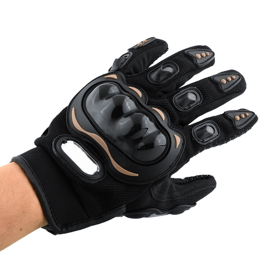 YJS Full Finger Protective Gear Gloves For Motorcycle - Intl