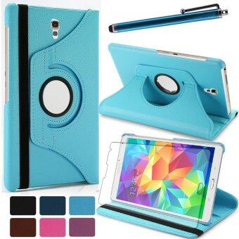 Case for Samsung Galaxy Tab S 8.4 360 Degree Rotation Folding Stand