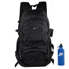NIKE กระเป๋าเป้เดินทางขนาดใหญ่ (สีดำ)