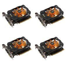 Zotac การ์ดจอ รุ่น GTX750 Ti (2GB) แบบ OEM รับประกัน 5 ปี (4pcs)