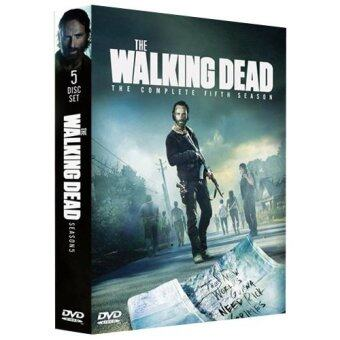 Boomerang Walking Dead, The: The Complete Fifth Season (DVD Box Set5 Disc)