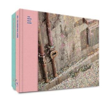 BTS - You Never Walk Alone(Left + Right) + 2 Folded Poster(Shipafter 14th February)