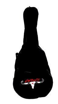 Carabao กระเป๋ากีต้าร์โปร่งผ้าร่มบุฟองน้ำคาราบาว รุ่น G9TH