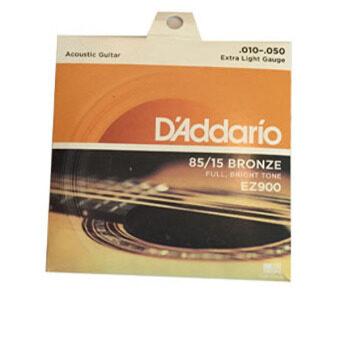 Daddario สายกีต้าร์ เบอร์ 010/050 รุ่น EZ900