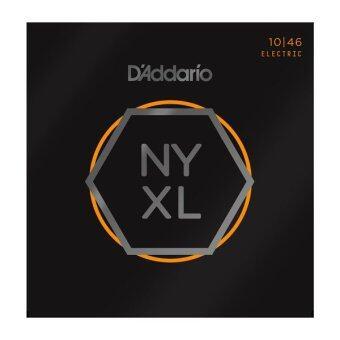 D'ADDARIO สายกีต้าร์ไฟฟ้า รุ่น NYXL1046 Nickel 10-46