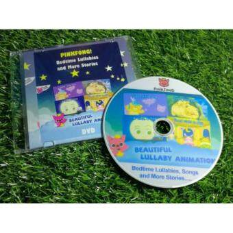 DVD Pinkfong Bedtime Lullabies and More Stories ...