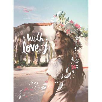 Harga Jessica - With Love, J (1st Mini Album) Kpop - intl