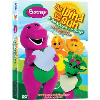 Harga Media Play Wind and the Sun & The Nature of Things (Barney), The สายลมแสงแดดและรักษ์โลกกันเถอะ DVD