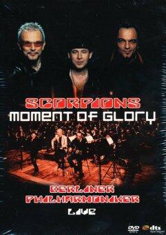 Harga AmornMovie DVD Scorpions: Moment Of Glory Berliner Philharmoniker Live-Concert (DTS)