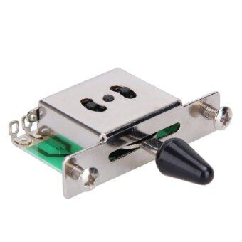 Harga Colorful 5 Way Selector Electric Guitar Pickup Switches Toggle Lever Switch - intl