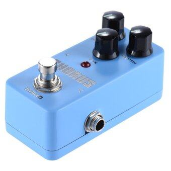 KOKKO FCH2 Mini Chorus Pedal Portable Guitar Effect Pedal Outdoorfree - intl