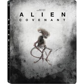 Media Play Alien: Covenant (2D Steelbook) เอเลี่ยน โคเวแนนท์ (2Dกล่องเหล็ก)