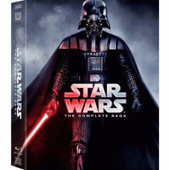 Media Play Star Wars The Complete SAGA/สตาร์ วอร์ส เดอะ คอมพลีทซาก้า