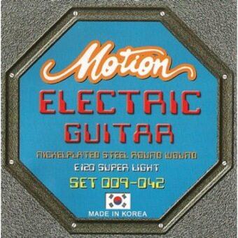 Motion สายกีตาร์ไฟฟ้า รุ่น E-120