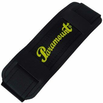 Paramount สายสะพายกีตาร์ สำหรับกีตาร์ไฟฟ้าและกีตาร์เบส รุ่น JG23BK(สีดำ)
