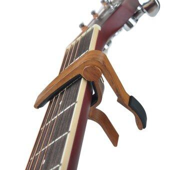 Single-Handed Quick Change Capo for 6-string Acoustic Folk Classical Electric Guitar Ukelele