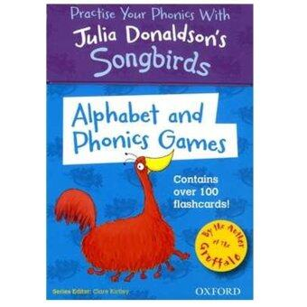 Songbirds Alphabet and Phonics Games Flashcards (Oxford Reading Tree)