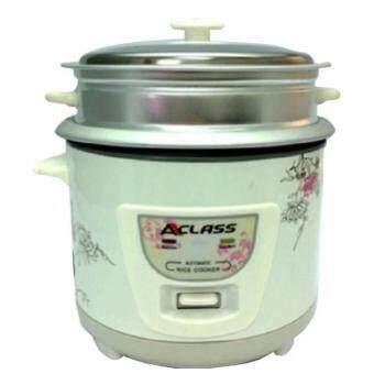 A-CLASS หม้อหุงข้าว 1 ลิตร CR-1803- สีขาว