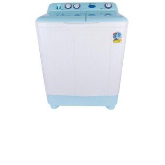 เครื่องซักผ้า ปั่นผ้าสะอาดหมดจดทุกจุด โมเดลใหม่ ASW-1051