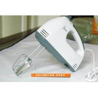 Best to Buy BEST HS Electric 7 Speed Egg Beater Flour Mixer Mini Electric Hand Held Mixer เครื่องผสมแป้งตีไข่ (image 3)