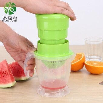 Duolvqi ในครัวเรือนน้ำผลไม้กดเครื่องคั้นน้ำผลไม้น้ำผลไม้ทารกคั้นน้ำผลไม้คู่มือการใช้งาน