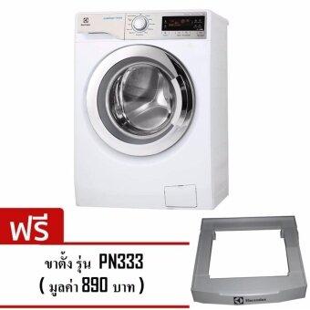 เครื่องซักผ้าเปิดฝาด้านหน้า ยี่ห้อ ELECTROLUX 10 กิโลกรัม โมเดล EWF12033 ( ฟรี ขาตั้ง โมเดล PN333 ) บริการส่งเฉพาะกรุงเทพและพื้นที่ปริมณฑล