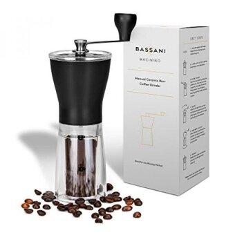 GPL/ Manual Ceramic Burr Coffee Grinder  Macinino
