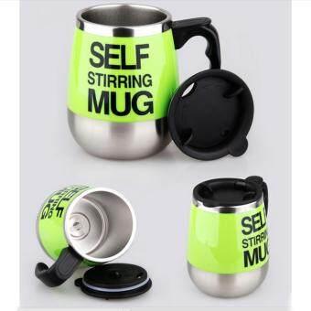 Hot item Stirring Cup แก้วชงกาแฟอัตโนมัติ