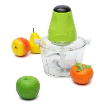 Household Electric Automatic Multi-Functional Home Kitchen MeatGrinder Vegetable Cutter Blender Food Cooking Mixer - intl