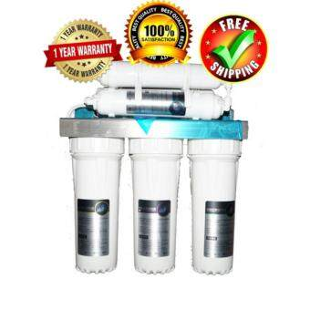 Harga 6 STAGE HOME RO WATER FILTRATION SYSTEMS