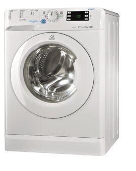 INDESIT เครื่องซักผ้าฝาหน้า ขนาด 8 กก. XWE 81283X W EU
