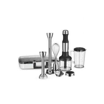 KITCHENAID เครื่องปั่นมือถือ 5KHB2569GSX Hand Blender 5 SpeedStainless Steel