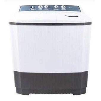รีวิว เครื่องซักผ้าเปิดฝาด้านบนสองถัง แบรนด์ LG ขนาด 13 กิโลกรัม โมเดล Wp-1650rot
