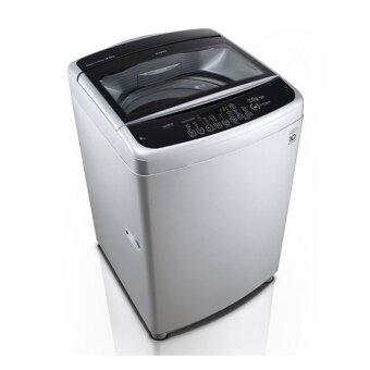 จัดโปรโมชั่น เครื่องซักผ้าเปิดฝาด้านบน ระบบ LG INVERTER ขนาด 14 กิโลกรัม โมเดล T2514VSAL NEW 2017