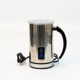 Milk Frother เครื่องตีฟองนม ไซด์เล็ก (สีเทา,สีเงิน) - 2