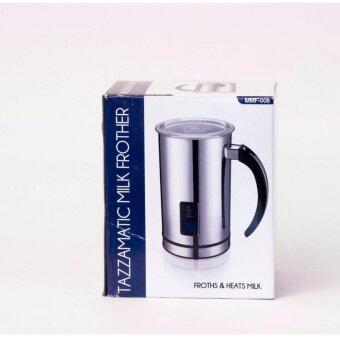Milk Frother เครื่องตีฟองนม ไซด์เล็ก (สีเทา,สีเงิน) - 5