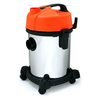Oxygen เครื่องดูดฝุ่น ดูดน้ำ รุ่น KW-1800 (สีส้ม)