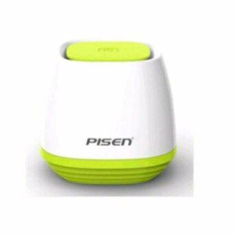 ต้องการขาย Pisn Air Purifier เครื่องฟอกอากาศในรถยนต์ USB (สีเขียว)