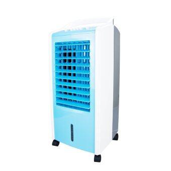 Replica Shop พัดลมไอเย็น Evaporative cooling fan รุ่น 10D (สีฟ้า)