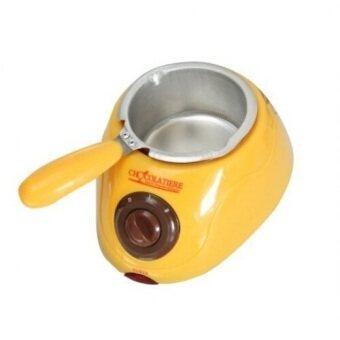 Sabuy Sabuy เครื่องละลายช็อคแลตทำฟองดู (สีเหลือง)
