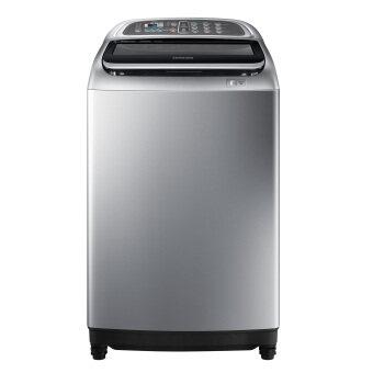 ต้องการขาย เครื่องซักผ้าเปิดฝาด้านบน ขนาด 14 กิโลกรัม ยี่ห้อ Samsung WA14J6730SS/ST พร้อมด้วย Activ Dualwash