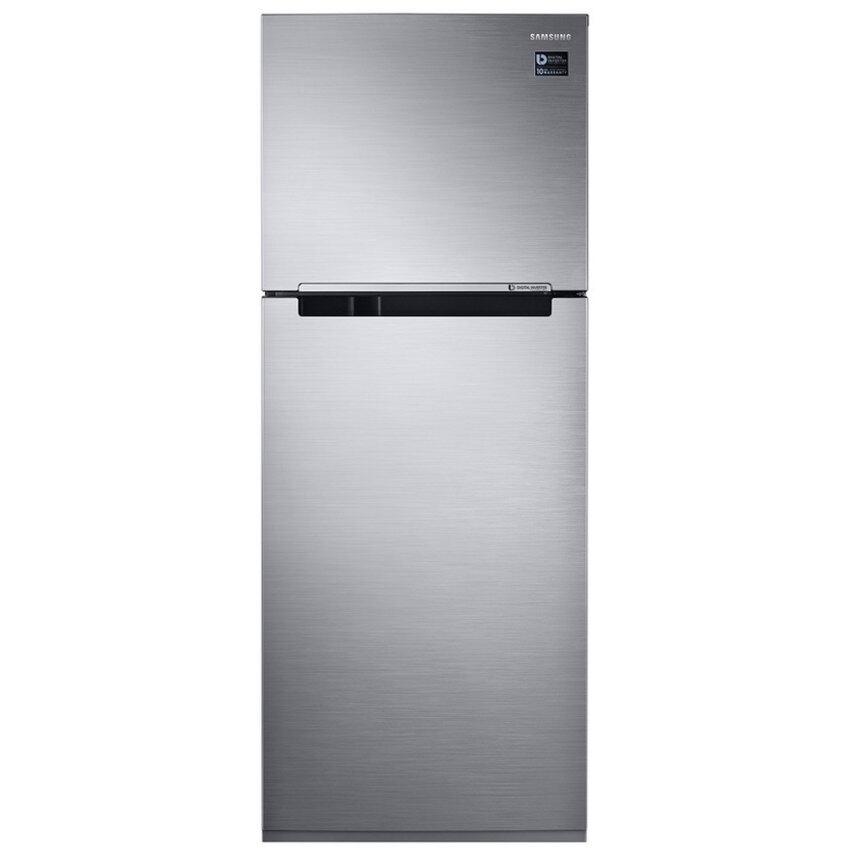Samsung ตู้เย็น 2 ประตู RT35K5034S8/ST พร้อมด้วย Twin Cooling Plus, 365 L