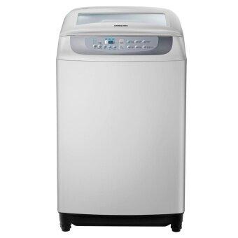 อยากขาย เครื่องซักผ้าเปิดฝาด้านบน แบรนด์ Samsung โมเดล WA10F5S3QRY/ST ขนาด 10 กิโลกรัม