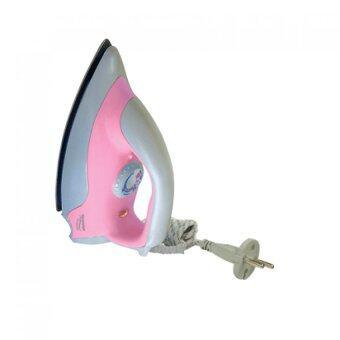 จัดโปรโมชั่น SHARPเตารีดแห้ง AM-P333TPK สีชมพู (ขนาด 1.5 ปอนด์)