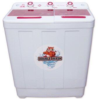 เครื่องซักผ้าระบบถังคู่ SILA TIGER SW1050XT ขนาด 8.5 กิโลกรัม (สีขาว)