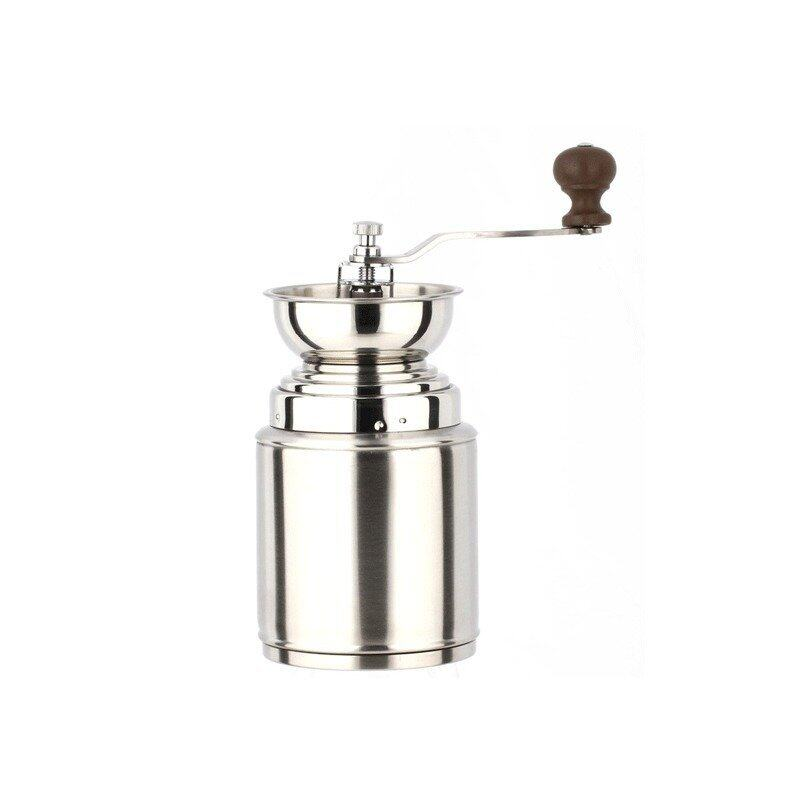 Stainless steel 304 Travel Manual Coffee Grinder (Intl)