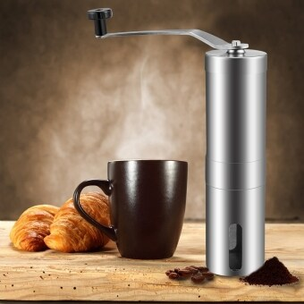 Sunwonder Homdox Stainless Steel Manual Coffee